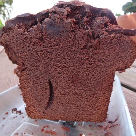 Cake chocolat-cacao